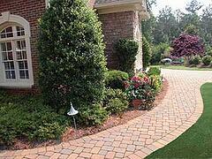 sidewalk paver